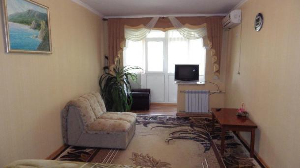 Однокомнатная квартира Соловьева 12