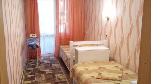 Двухкомнатная квартира на Артековской 2