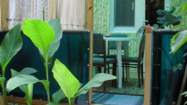 Двухкомнатная квартира с двориком.Соловьева 16